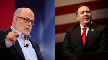 Mark Levin, Mike Pompeo